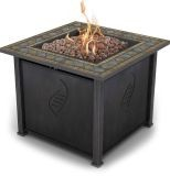 Arett B07-68156 Rockwell Gas Fire Table