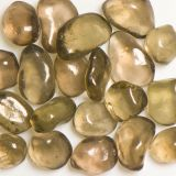Herbal Tea Size 3 Jelly Bean Fireplace Firepit Glass - 25 LB