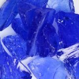 Blue Medium Landscape Glass - 50 Lbs