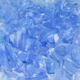 Crystal Blue Small Landscape Glass - 1 Lbs