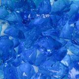 Turquoise Medium Landscape Glass - 25 Lbs