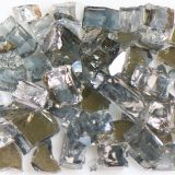 Tempered Reflective Gray Size 2 Terrazzo Glass - 22 Lbs. Bag