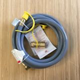 Black Earth Grills B7-2042 Quick Disconnect Natural Gas Hose