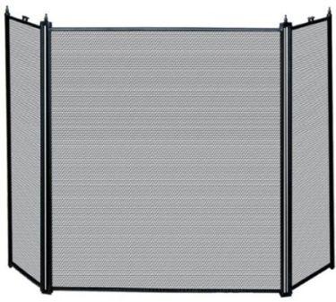 3 Fold Black Screen (S-1121) By Uniflame