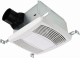 Continental Fan TF110L 110 CFM Tranquil Bathroom Fan with Light