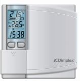 Dimplex Line Voltage Programmable Thermostat - White