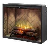 Dimplex RBF36P Revillusion 36'' Portrait Built-In Firebox