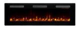 Sierra 60'' Wall/Built-In Linear Fireplace