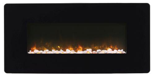 Winslow 36'' Wall-Mount/Tabletop Linear Fireplace