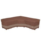 Duck Covers Ultimate V-Shape Sectional Lounge Set Cover
