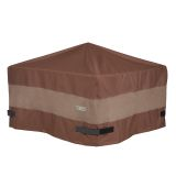 Duck Covers Ultimate  Square Fire Pit Cover 44 in W