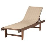 "Montlake FadeSafe Patio Chaise Lounge Slipcover, 80"" x 26"""