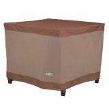 Duck Covers Ultimate Square Table Cover 60 in W