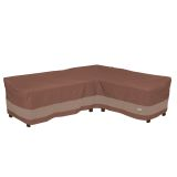Duck Covers Ultimate L-Shape Sectional Lounge Set Cover-Right