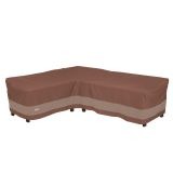 Duck Covers Ultimate L-Shape Sectional Lounge Set Cover-Left