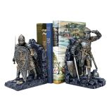 Design Toscano CL3434 Arthurian Knight Bookends