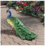 Design Toscano DB20191 Regal Peacock Statue Large