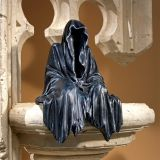 Design Toscano JQ8855 Reaping Solace, The Creeper Sitting Statue