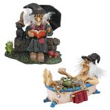 Design Toscano QL930605 Bewitching Witches Statue Collection