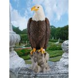 Design Toscano QM2810400 Majestic Mountain Eagle Garden Statue