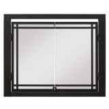 "Dimplex 42"" Revillusion Double Glass Doors"