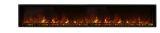EcoSmart ESF.1.EL100 Electric Firebox EL100-Black Finish