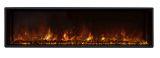 EcoSmart ESF.1.EL60 Electric Firebox EL60-Black Finish