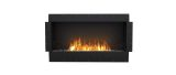 ESF.FX.50SS Flex Single Sided Bioethanol Firebox-50SS-Black Finish