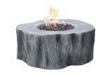 Elementi OFG145CGNG Manchester Cast Concrete NG Fire Table - CG