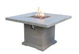 Elementi OFG202 Birmingham Dining Fire Table - LP