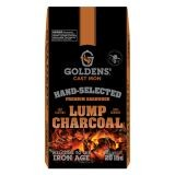 Golden's Cast Iron 13615 Golden's 20 lb Bag Lump Charcoal