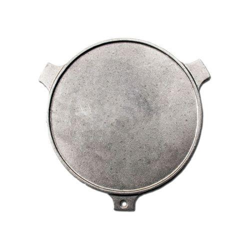 "Golden's Cast Iron 13600 Cast Iron Searing Plate - 14"""
