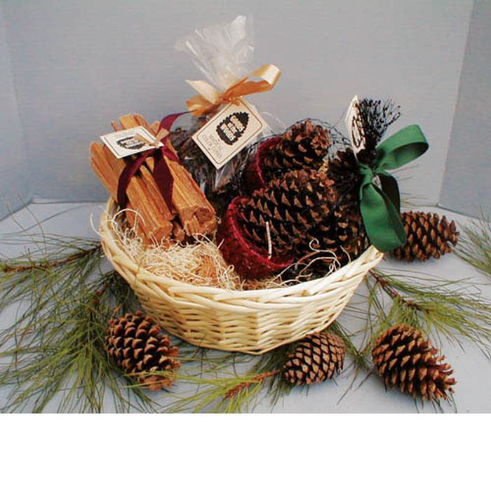 Small Willow Basket Sampler
