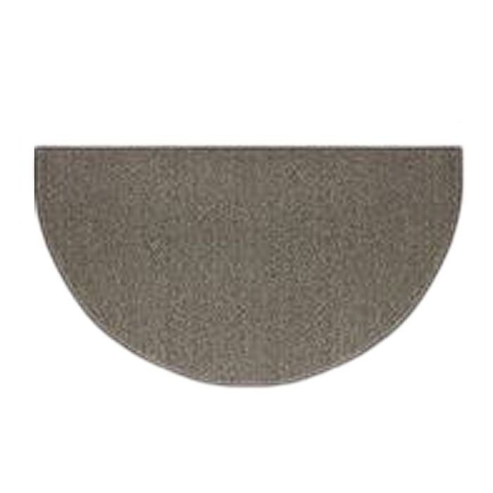 "Cottage Granite Half Round Rug - 48"" x 27"""