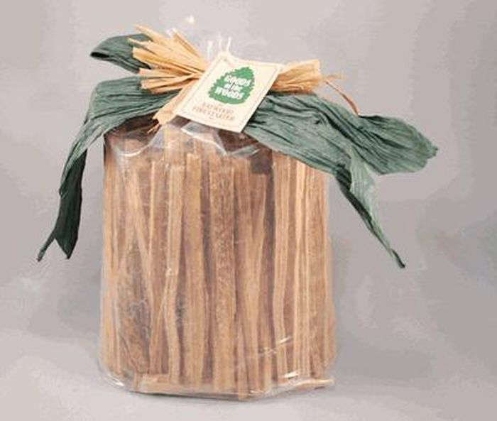 5# Fatwood In Poly Bag - 5 Lbs.