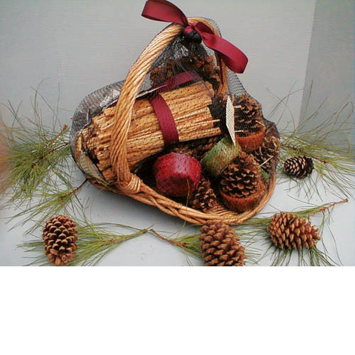 Large Assortment in Oval Basket