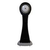 EcoJet 030203 Cyclone Reservoir Misting Fan in Black
