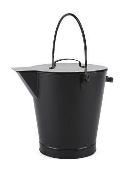 All Black Ash Bucket By Minuteman