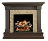 Majestic HTKDC43HBP Kenwood Cabinet Mantel Base in Primed MDF