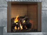 "Outdoor Lifestyles Castlewood 42"" Outdoor Wood Burning Fireplace"