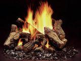 """24/18"""" Vented Natural Flame On/Off NG Burner Assembly - BURNER ONLY"""