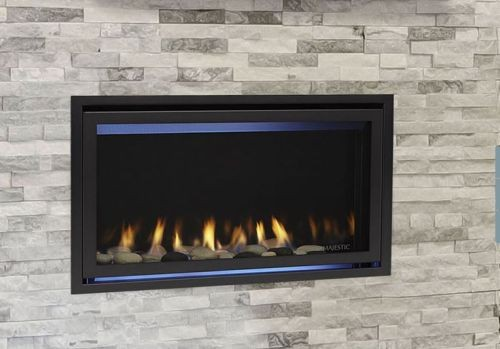 """Majestic JADE32IN Jade 32"""" Direct Vent Gas Fireplace - NG"""