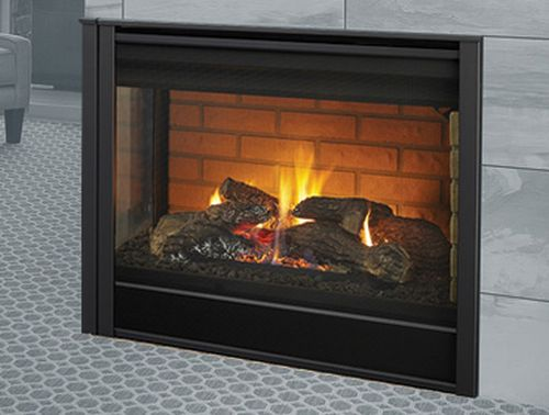 36 Direct Vent Model Rcor Dv36in Direct Vent Fireplaces
