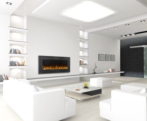 Wall Hanging Electric Fireplace allure electric fireplace | wall hanging fireplaces