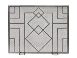 Minuteman SSW17 38 x 30-in.Wright Design Fireplace Screen