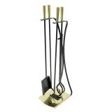 Minuteman WR44PB Park Avenue Tool Set- Brass and Black