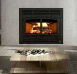 Osburn OB04010 Horizon Wood Fireplace w/Prairie Style Faceplate