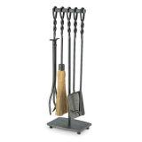Pilgrim 18011 5 Piece Soldier Row Tool Set - Vintage Iron