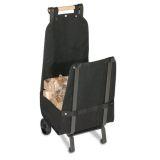 Pilgrim 18505 Heavy Duty Canvas Wood Cart Liner - Black