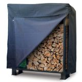 Pilgrim 18563 Utility Wood Rack with Extension Cover